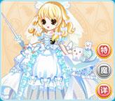 奥比岛牙仙梦幻仙女装
