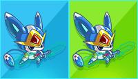 奥拉星双刃电子鼠