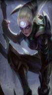 英雄联盟皎月女神戴安娜图片