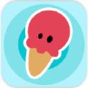 吃冰淇淋的怪房子
