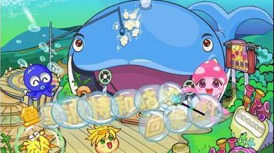 《海底世界》玩家原创diy四格漫画
