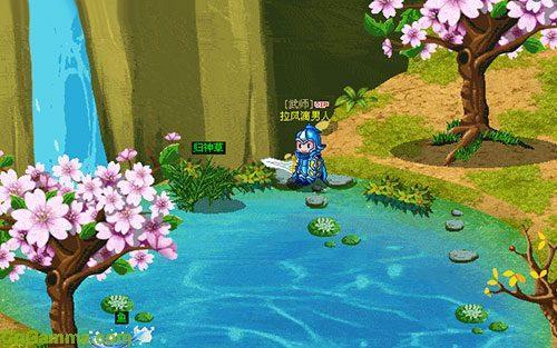 网页游戏 页游快讯 > 心中的世外桃源——《幻境2》风景这边独好