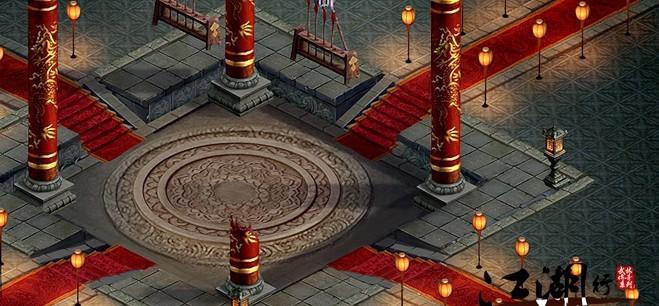 建筑则走规整布局的皇城宫殿派图片