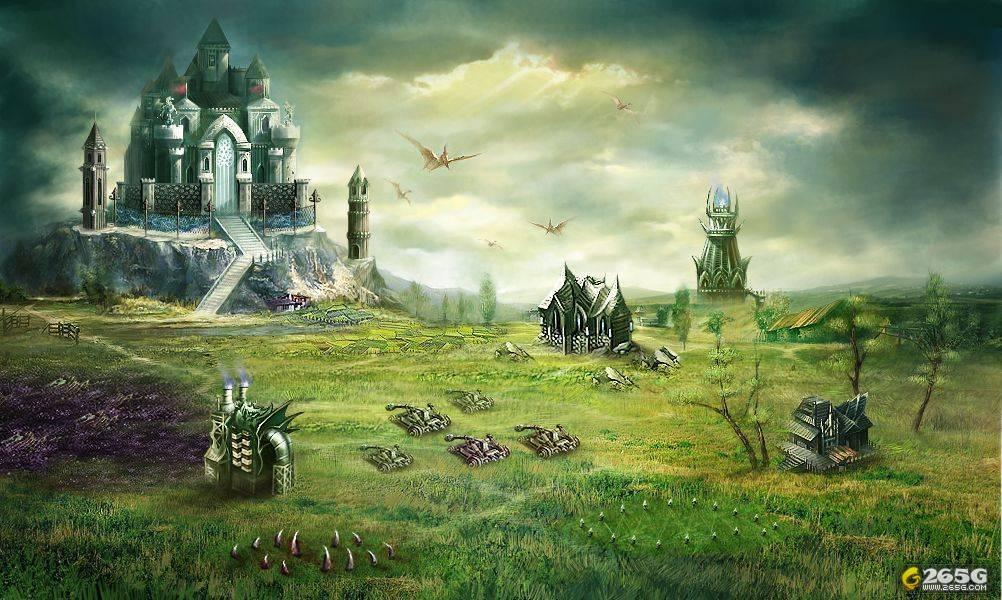 凯恩战记_《远古入侵》游戏截图二_游戏截图_4399远古入侵