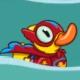 鳄鱼小顽皮爱洗澡2超级鸭