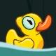 鳄鱼小顽皮爱洗澡2小鸭