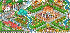 糖果城堡庄园