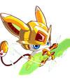 奥拉星炫光电子鼠