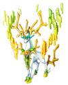 奥奇传说神草界皇进化图鉴技能表特长