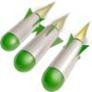 海岛奇兵多管火箭炮