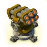 海岛奇兵火箭发射器