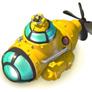 海岛奇兵潜水艇
