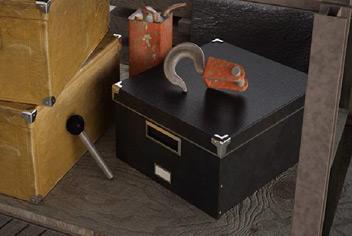 密室逃脱5第七关怎么过 吊起大木箱吧