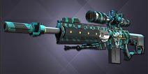 独立防线SR50猎人狙击枪