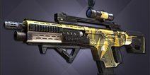 独立防线AR8鬼怪步枪
