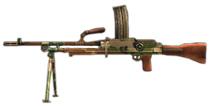 火线指令战柏林大口径布朗式轻机枪属性图解