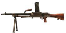 火线指令战柏林布伦轻机枪详细属性图解