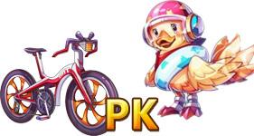 天天酷跑超级单车和大黄鸭哪个好