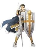 十字召唤师大盾枪兵・雷斯塔图鉴 大盾枪兵・雷斯塔属性技能