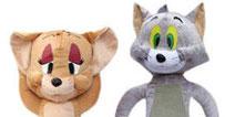 猫和老鼠官方手游周边产品之毛绒玩具