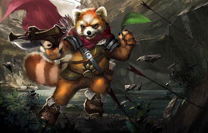 自由之战新英雄帕萨塔塔亮相 小浣熊干脆面来袭