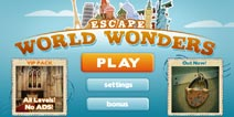 奇迹逃脱攻略大全 World Wonder Escape通关图文攻略