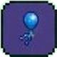 泰拉瑞亚蓝色马掌气球