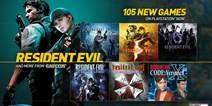 PS Now新增105款游戏 大量经典作品在列