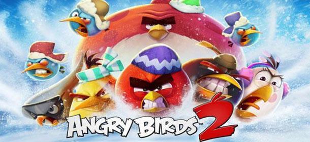 """《愤怒的小鸟2》版本更新 """"圣诞福利""""大放送"""