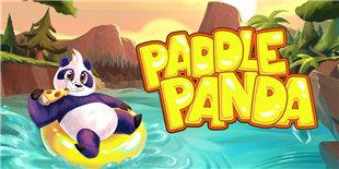 水中漂流不进则退 《激流熊猫》高难度挑战进击双平台