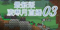 泰拉瑞亚新版凌寒月直播03