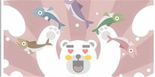 弱肉强食,大熊切小鱼! 《大熊:鲑鱼粉碎者》iOS版上线