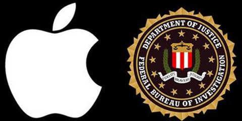 苹果与FBI的舆论战争 胜者决定人们的未来生活