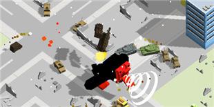 《粉碎城市》登陆iOS:在这里可以尽情发泄破坏欲!