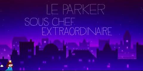 一个法国大厨的冒险之旅 8位游戏《非凡厨师(Sous Chef Extraordinaire)》发布