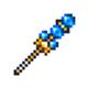 泰拉瑞亚星尘碎片杖