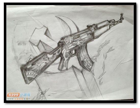 创世兵魂AK47护航