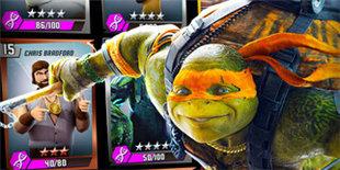 站出来,当个英雄! 卡牌RPG《忍者神龟:传奇》登陆iOS中国区