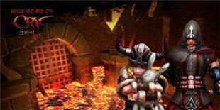 签订契约成为恶魔召唤师吧 韩式魔幻风对战RPG《CRY》上架