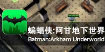 DC动漫反派联盟《蝙蝠侠:阿甘地下世界》评测