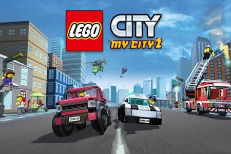 《乐高:我的城市2》建造属于我的乐高城市