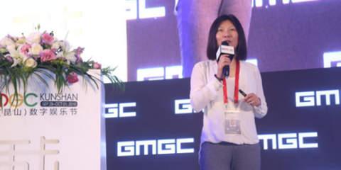 GMGC昆山演讲|Avia Games CEO Vickie Chen:出海北美市场营销之道