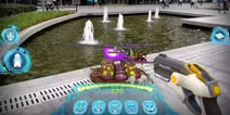 Pokémon Go不能玩了?创酷给你更好的猪猪侠AR虚拟使命