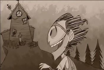 饥荒结局分镜动画:逃离