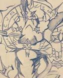 卡布手绘―国王海狮进化