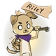 饥荒忠犬Riley