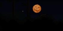 泰拉瑞亚南瓜夜