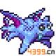 泰拉瑞亚猪鲨坐骑/PE无