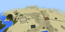 我的世界沙漠村庄种子代码汇总