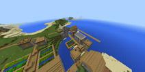 我的世界海滩村庄种子代码汇总